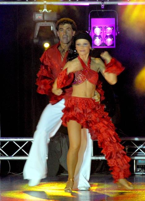 tanzstudio 20100525 1005279163 Tanzshow Fire on Stage 2007