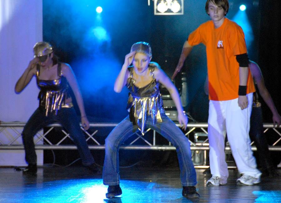 tanzstudio 20100525 1030807290 Tanzshow Fire on Stage 2007