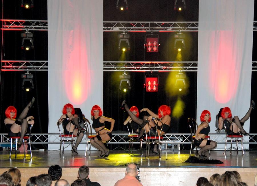 tanzstudio 20100525 1046713057 Tanzshow Fire on Stage 2007