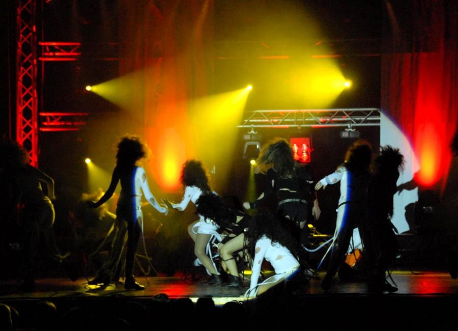 tanzstudio 20100525 1055225778 Tanzshow Fire on Stage 2007