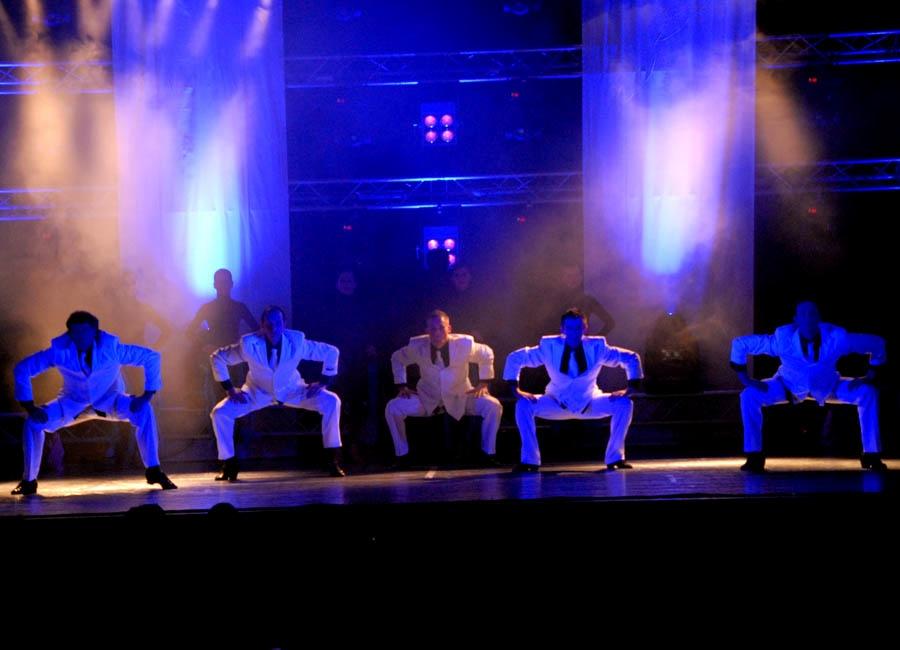 tanzstudio 20100525 1069263184 Tanzshow Fire on Stage 2007
