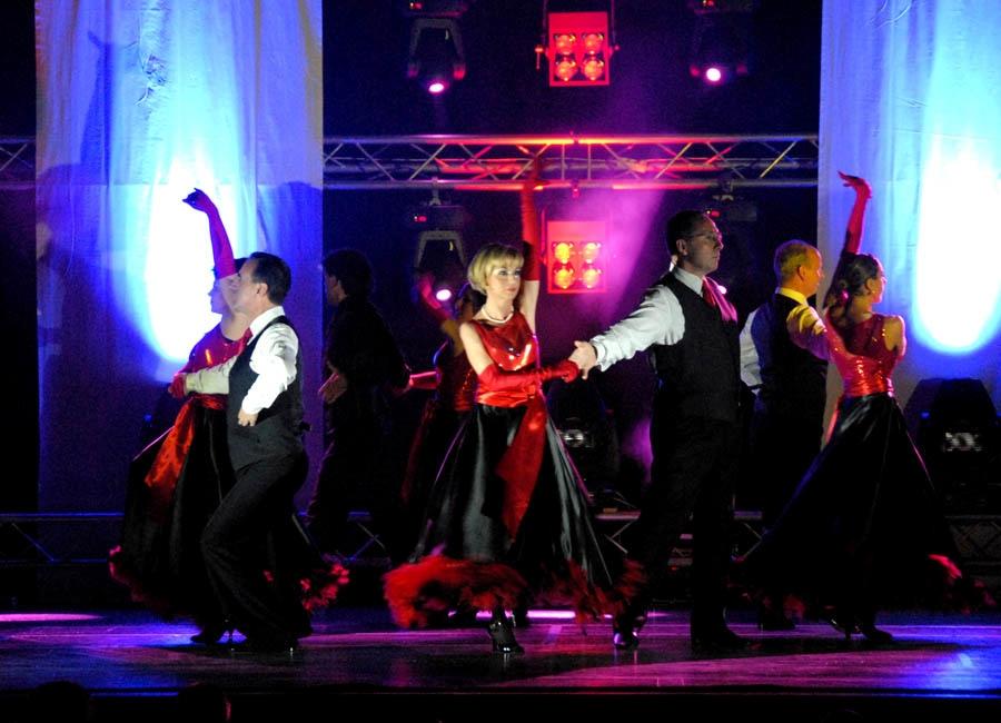 tanzstudio 20100525 1080091933 - Tanzshow Fire on Stage 2007