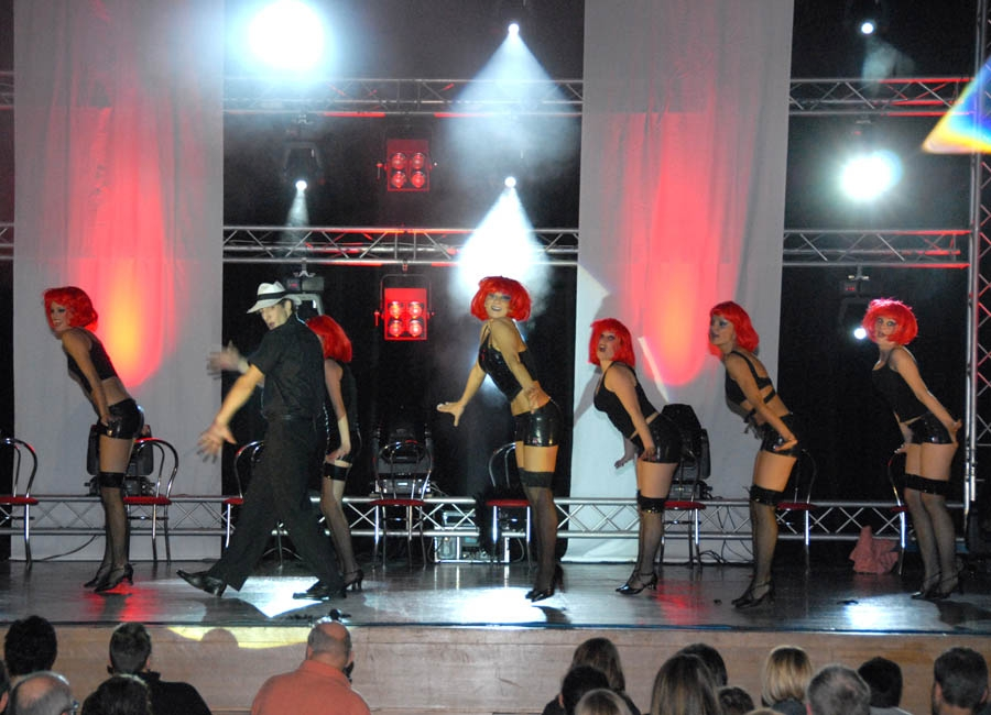 tanzstudio 20100525 1119237204 Tanzshow Fire on Stage 2007