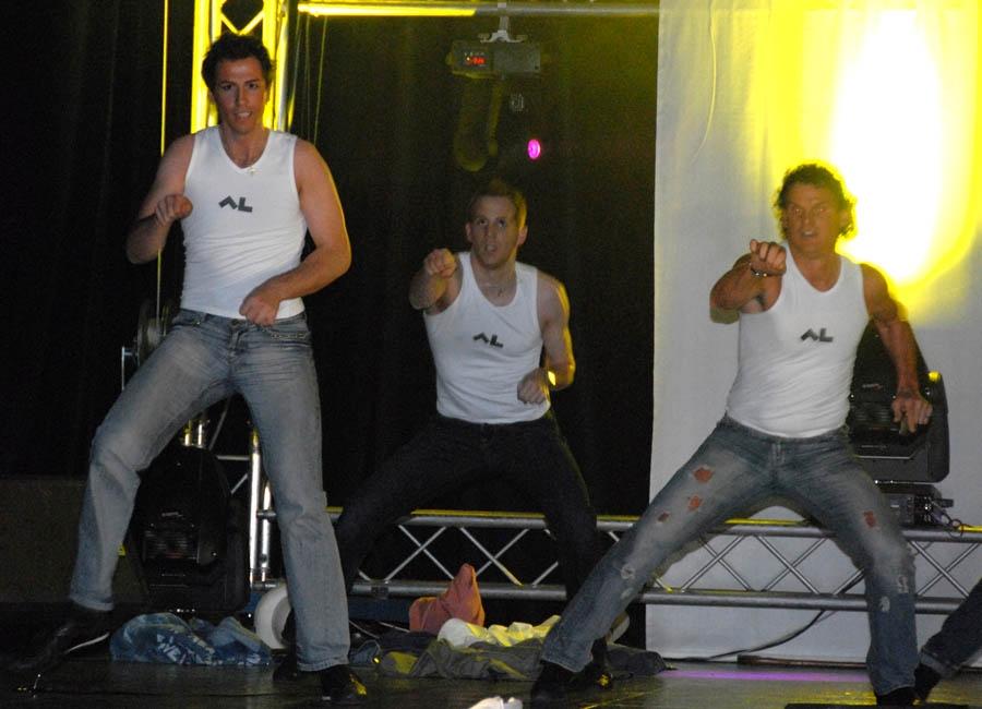 tanzstudio 20100525 1205830759 - Tanzshow Fire on Stage 2007