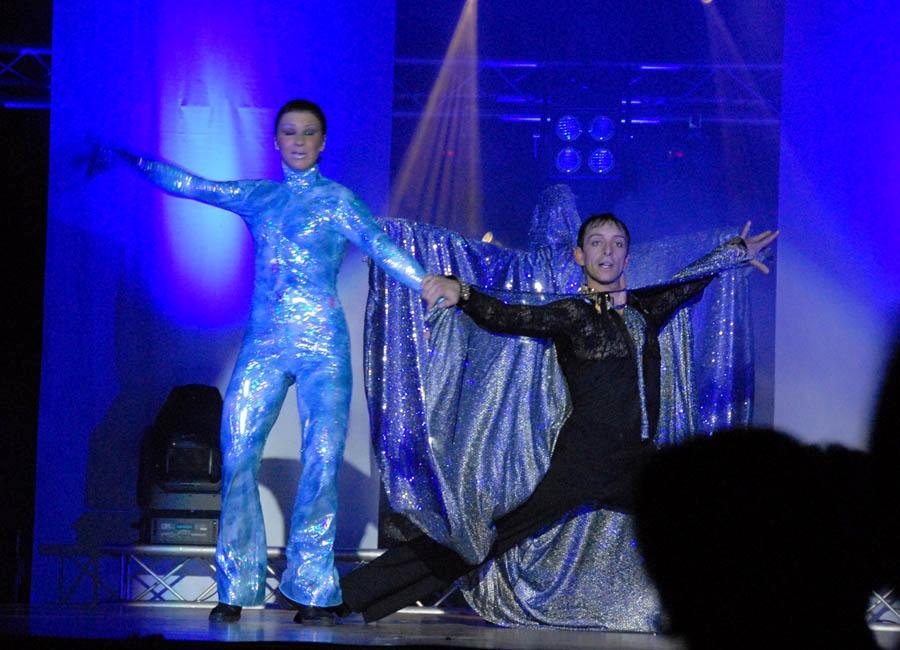 tanzstudio 20100525 1372868956 Tanzshow Fire on Stage 2007