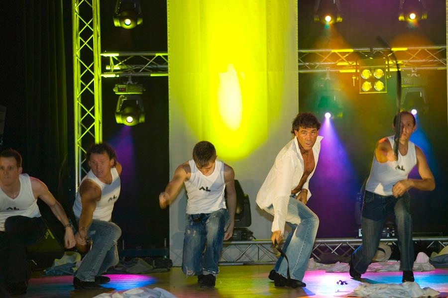 tanzstudio 20100525 1431358618 Tanzshow Fire on Stage 2007