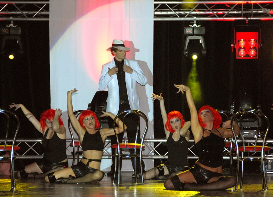 tanzstudio 20100525 1492848796 - Tanzshow Fire on Stage 2007