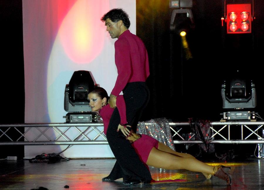tanzstudio 20100525 1551215001 Tanzshow Fire on Stage 2007