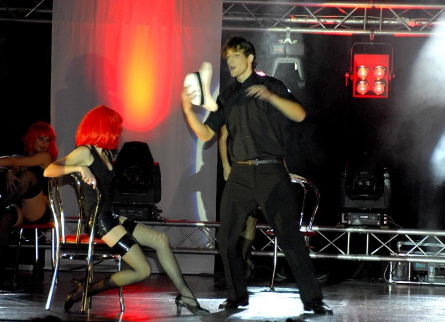 tanzstudio 20100525 1557230837 Tanzshow Fire on Stage 2007