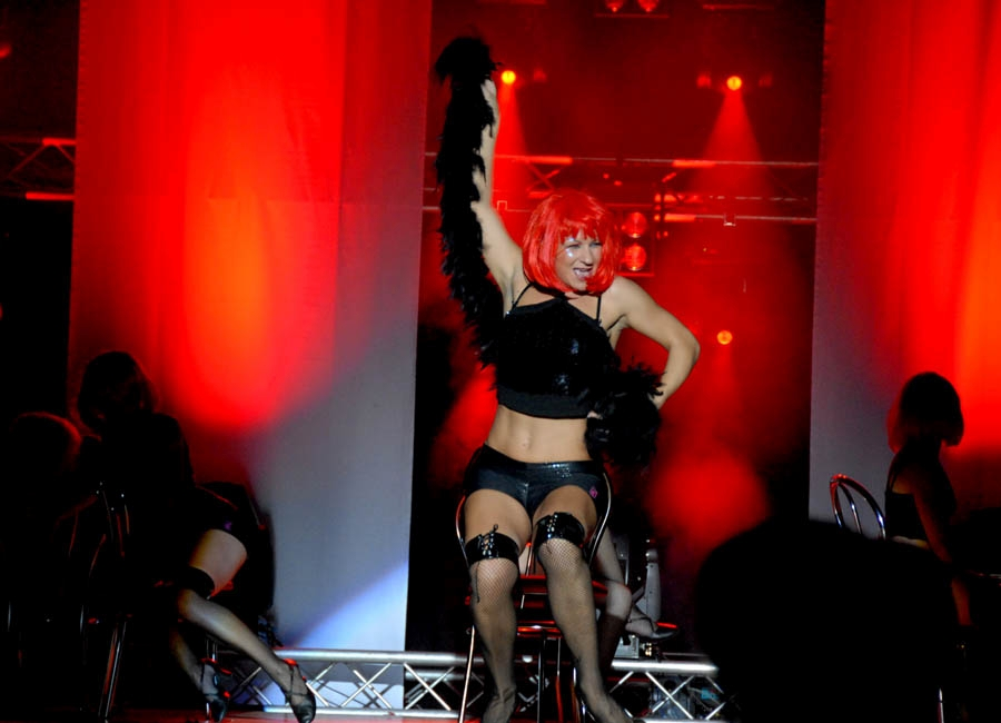 tanzstudio 20100525 1696689930 Tanzshow Fire on Stage 2007