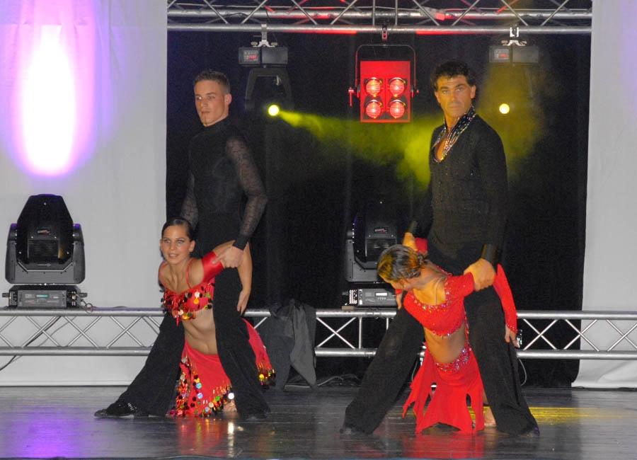 tanzstudio 20100525 1706644537 Tanzshow Fire on Stage 2007