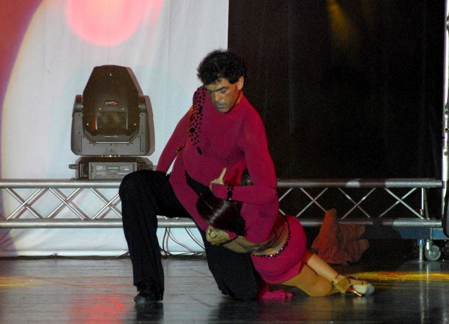 tanzstudio 20100525 1747539850 Tanzshow Fire on Stage 2007