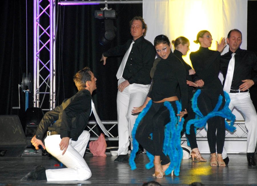 tanzstudio 20100525 1747719882 - Tanzshow Fire on Stage 2007