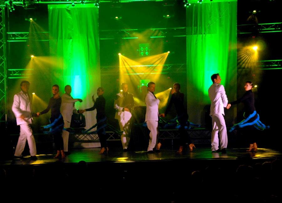 tanzstudio 20100525 1757581886 Tanzshow Fire on Stage 2007