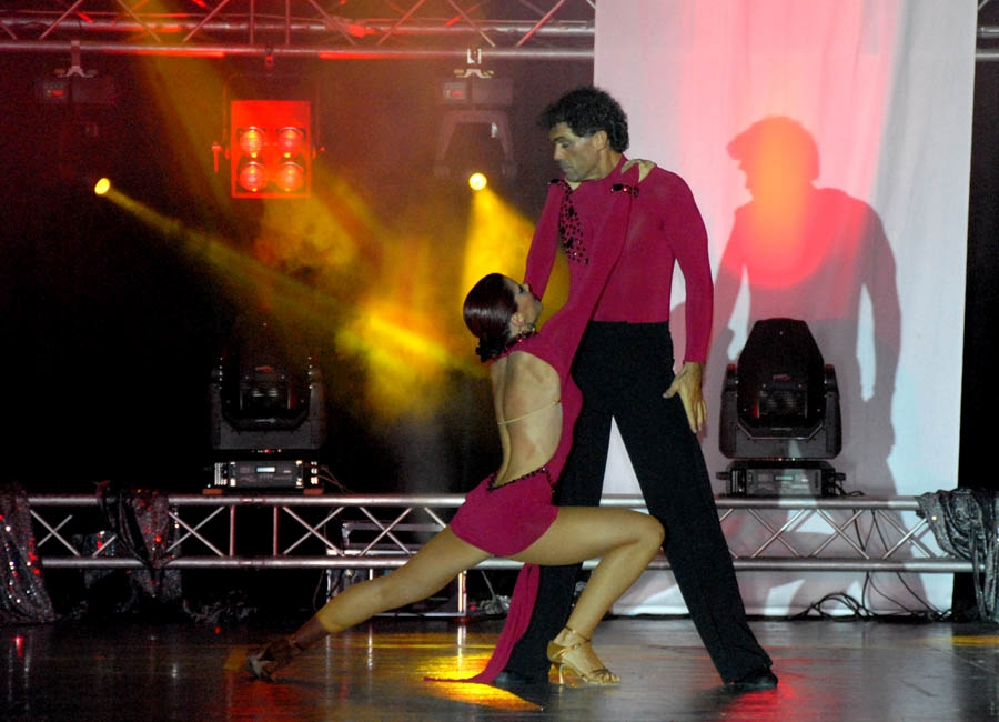 tanzstudio 20100525 1778157098 Tanzshow Fire on Stage 2007