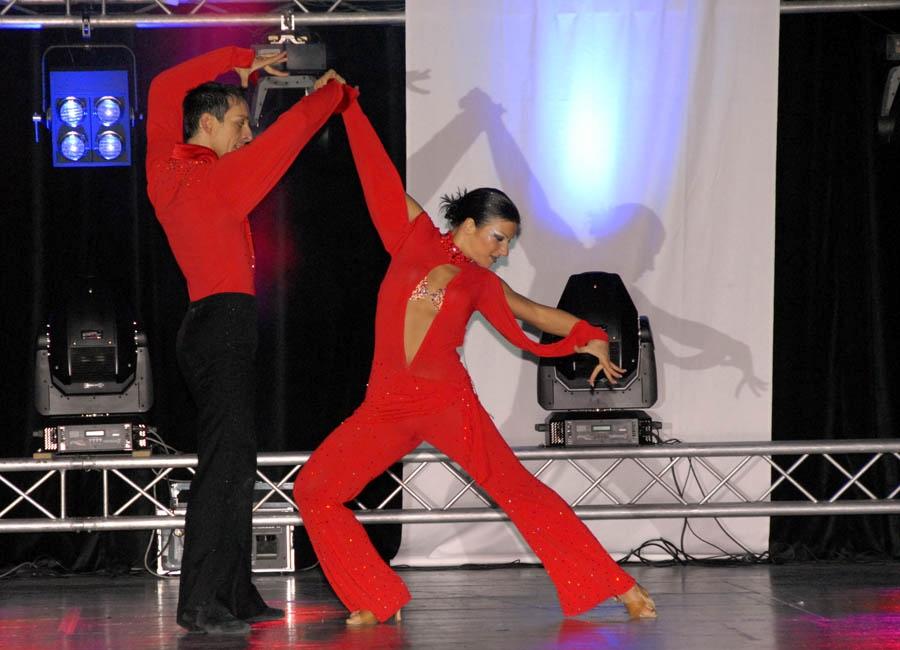tanzstudio 20100525 1798320700 Tanzshow Fire on Stage 2007