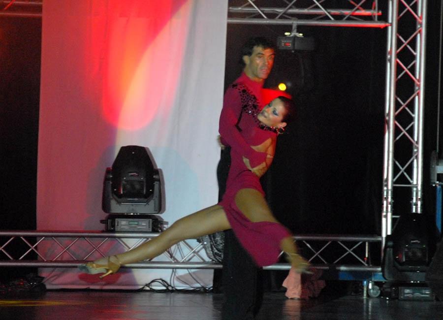 tanzstudio 20100525 1807655122 Tanzshow Fire on Stage 2007
