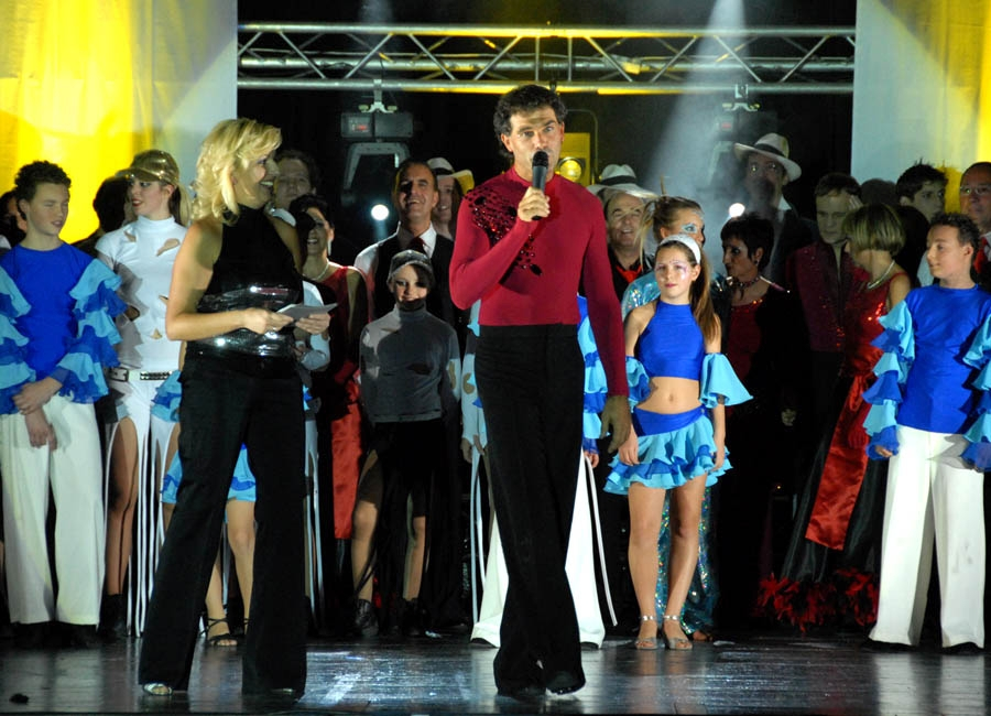 tanzstudio 20100525 1889357134 - Tanzshow Fire on Stage 2007