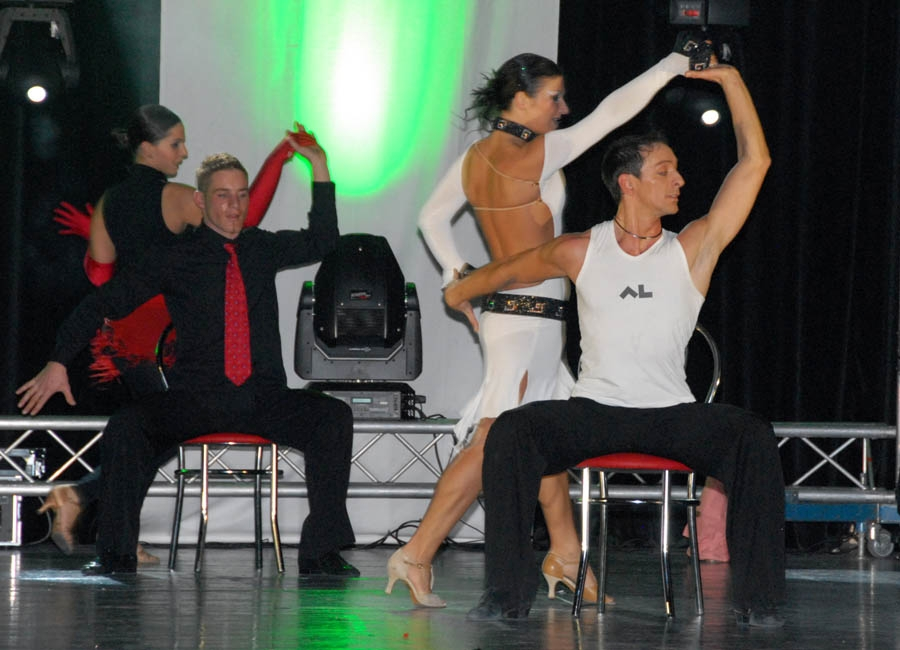tanzstudio 20100525 1914129451 Tanzshow Fire on Stage 2007