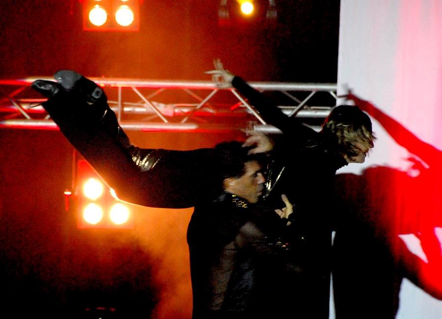 tanzstudio 20100525 1916004250 Tanzshow Fire on Stage 2007