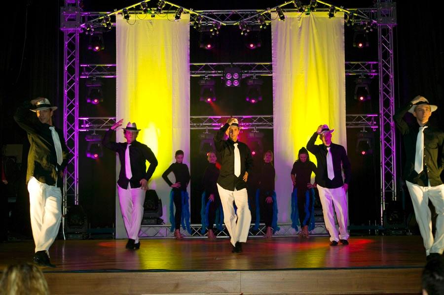 tanzstudio 20100525 1927645071 Tanzshow Fire on Stage 2007