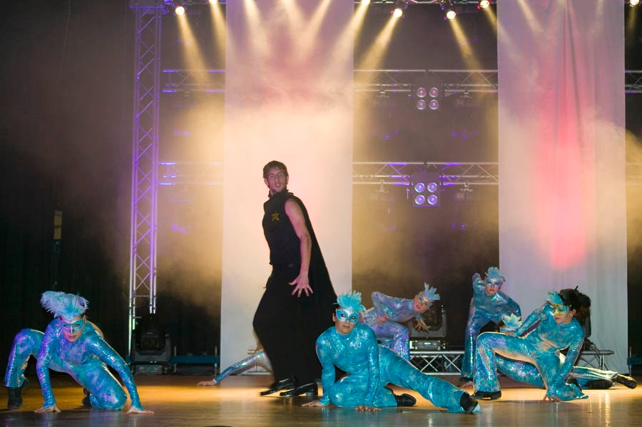 tanzstudio 20100525 1940939327 Tanzshow Fire on Stage 2007