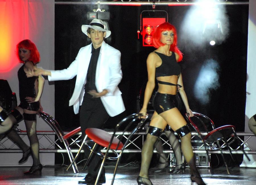 tanzstudio 20100525 1946492340 Tanzshow Fire on Stage 2007