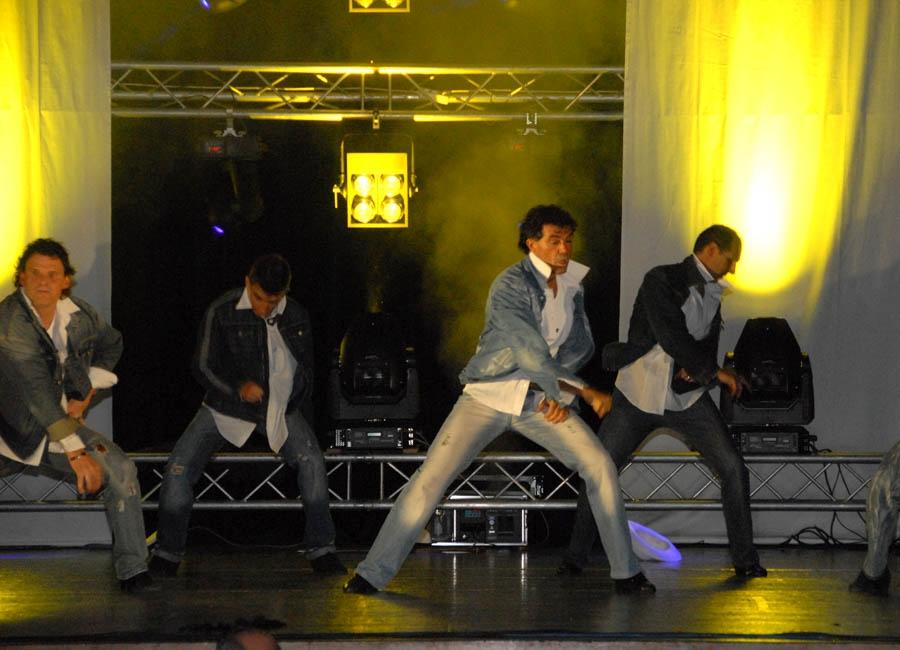 tanzstudio 20100525 1963648823 Tanzshow Fire on Stage 2007