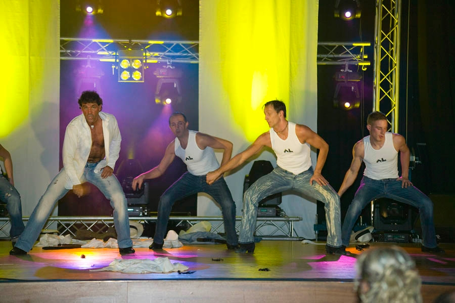 tanzstudio 20100525 1982975789 Tanzshow Fire on Stage 2007