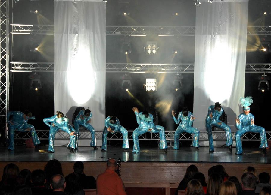 tanzstudio 20100525 2019407722 - Tanzshow Fire on Stage 2007