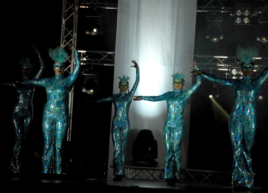 tanzstudio 20100525 2032645760 Tanzshow Fire on Stage 2007