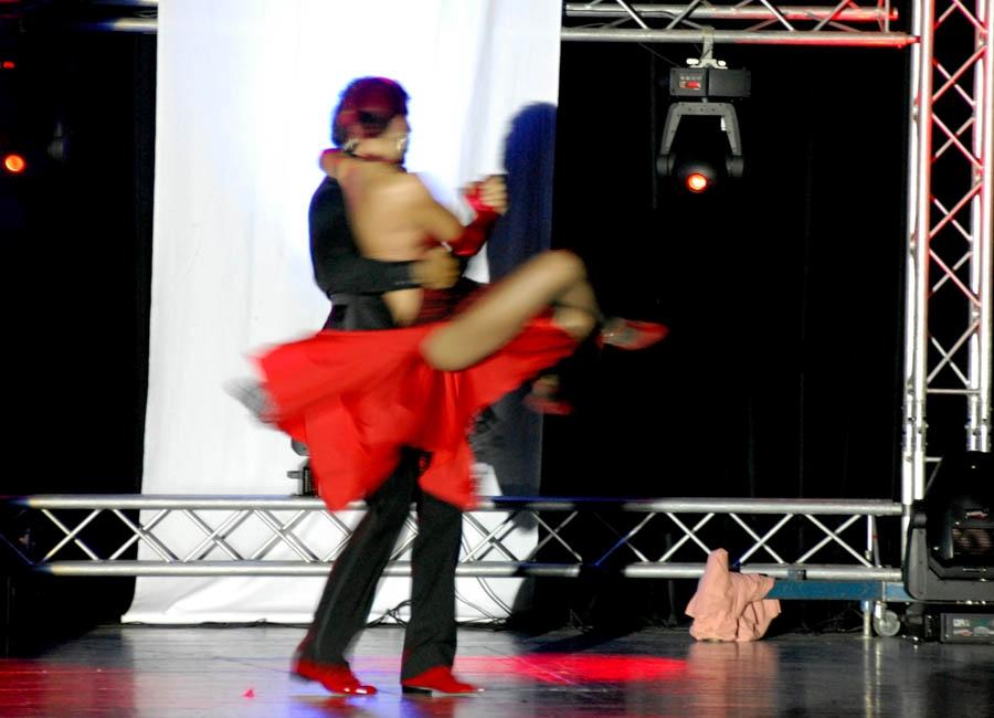 tanzstudio 20100525 2056705878 Tanzshow Fire on Stage 2007