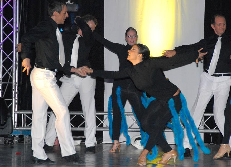 tanzstudio 20100525 2071878787 Tanzshow Fire on Stage 2007