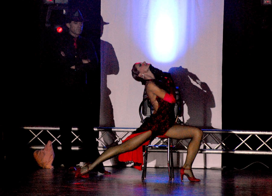 tanzstudio 20100525 2073789878 Tanzshow Fire on Stage 2007