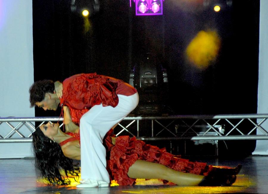 tanzstudio 20100525 2092657444 Tanzshow Fire on Stage 2007