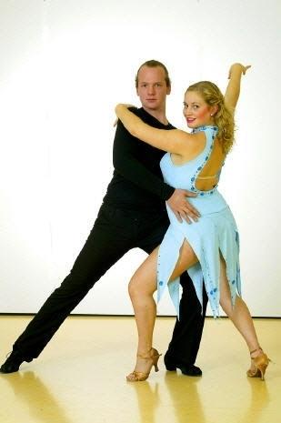 Tanzstudio Turnier und Sporttänzer 10 Ballerini di tornei e sportivi