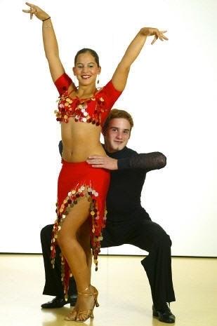 Tanzstudio Turnier und Sporttänzer 11 Ballerini di tornei e sportivi