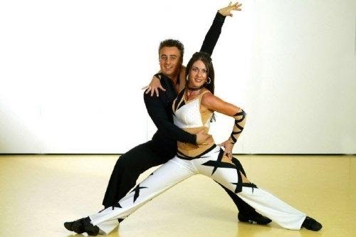 Tanzstudio Turnier und Sporttänzer 14 Ballerini di tornei e sportivi