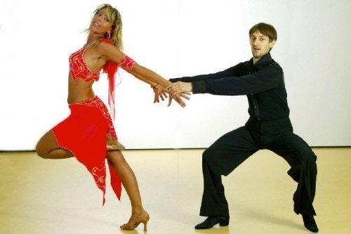 Tanzstudio Turnier und Sporttänzer 18 Ballerini di tornei e sportivi