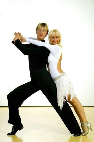 Tanzstudio Turnier und Sporttänzer 20 Ballerini di tornei e sportivi