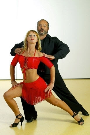 Tanzstudio Turnier und Sporttänzer 22 Ballerini di tornei e sportivi