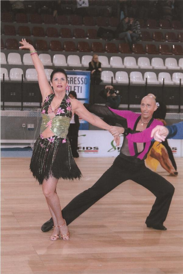 Tanzstudio Turnier und Sporttänzer 27 Ballerini di tornei e sportivi