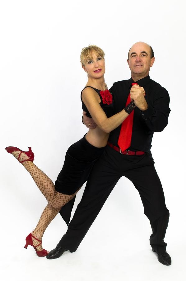 Tanzstudio Turnier und Sporttänzer 28 Ballerini di tornei e sportivi