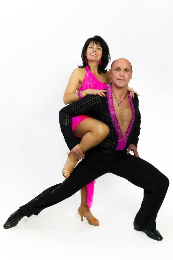 Tanzstudio Turnier und Sporttänzer 30 Ballerini di tornei e sportivi