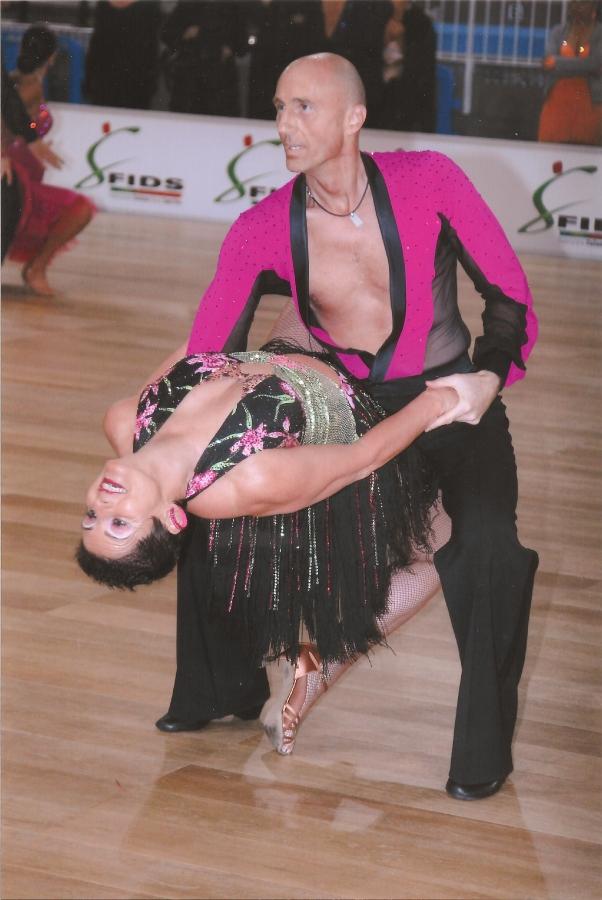 Tanzstudio Turnier und Sporttänzer 31 Ballerini di tornei e sportivi