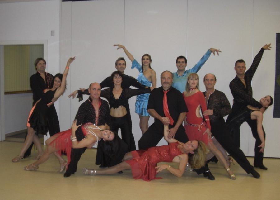 Tanzstudio Turnier und Sporttänzer 35 Ballerini di tornei e sportivi