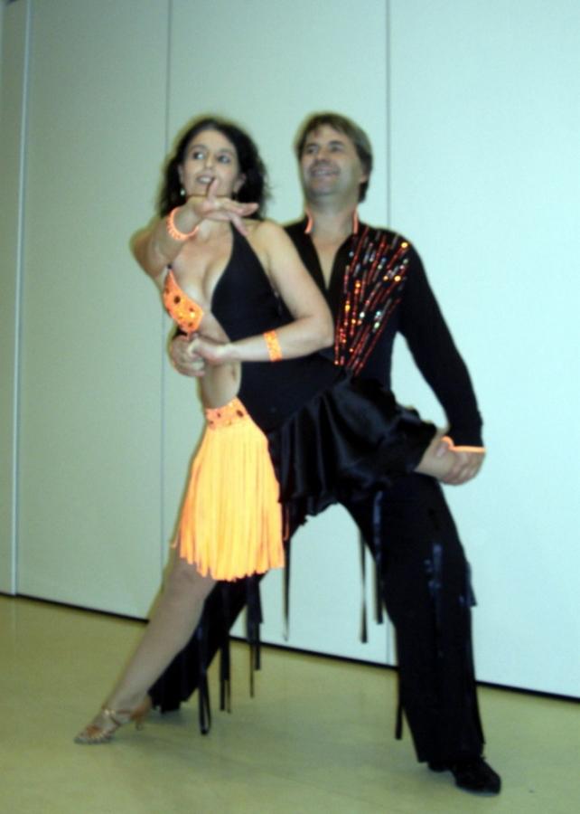 Tanzstudio Turnier und Sporttänzer 38 Ballerini di tornei e sportivi