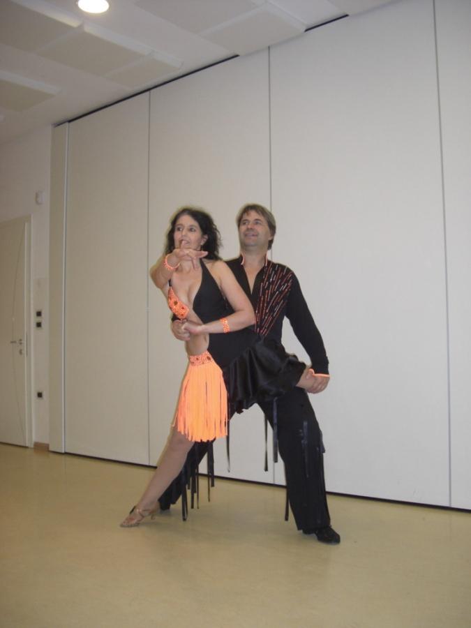 Tanzstudio Turnier und Sporttänzer 39 Ballerini di tornei e sportivi
