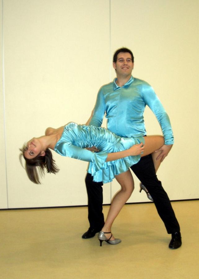 Tanzstudio Turnier und Sporttänzer 42 Ballerini di tornei e sportivi