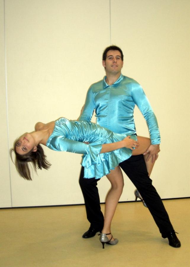 Tanzstudio Turnier und Sporttänzer 43 Ballerini di tornei e sportivi